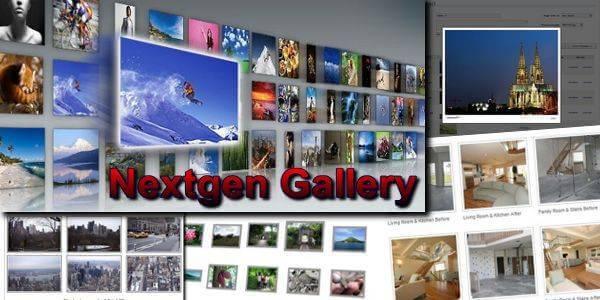 Создание и обзор галерей созданных при помощи NextGen Gallery.
