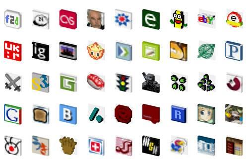 Favicon для сайта — создаем картинку в браузере.
