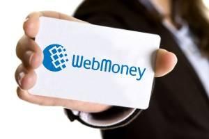 Создание кошелька в системе WebMoney.
