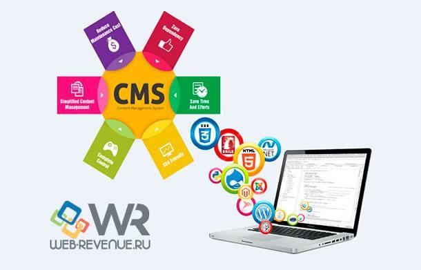 Что такое CMS | основные функции CMS