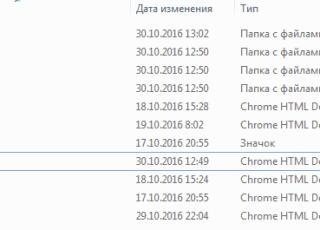 файлы шаблона для натяжки на modx