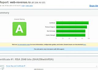 Мой тест SSL