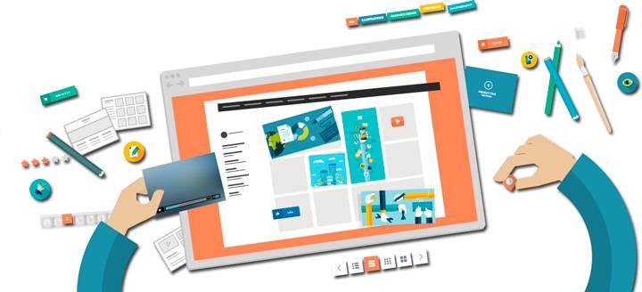 Преимущества использования конструкторов сайтов