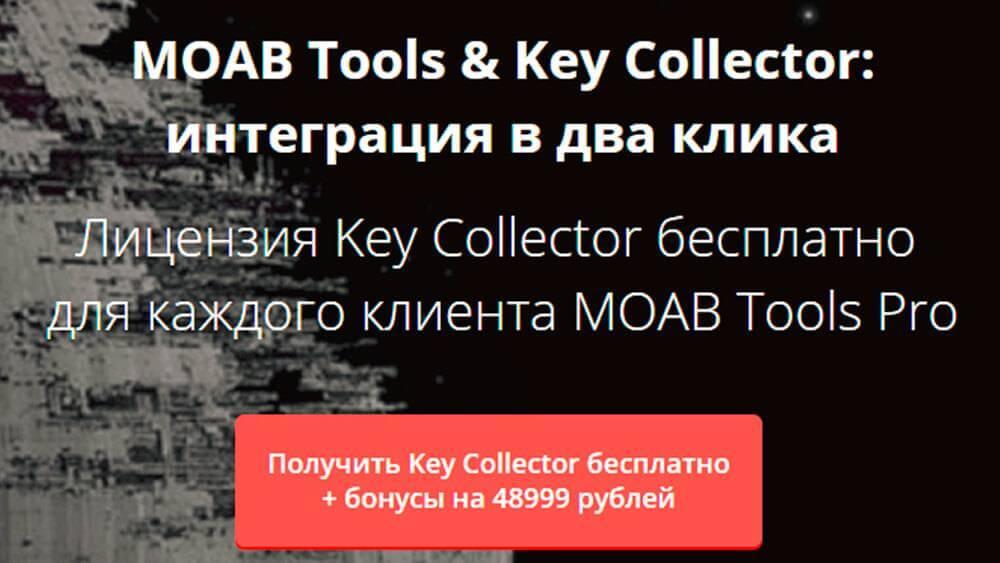 Как бесплатно получить Key Collector и тут же начать его использовать